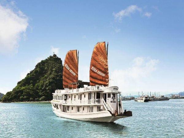 Top 1 site to book Halong bay tours and cruises