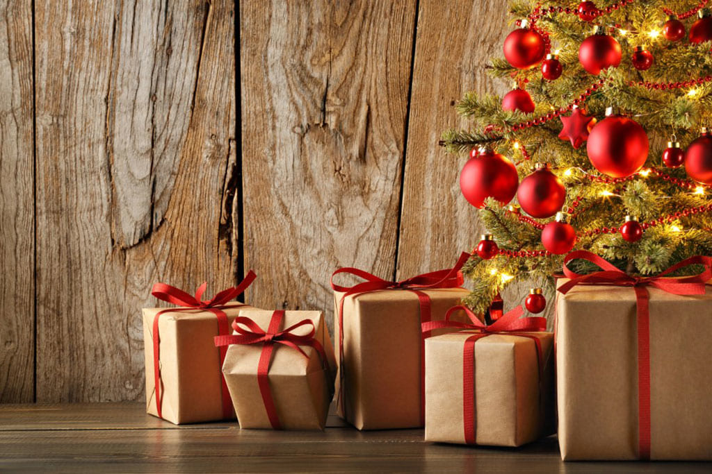 Christmas gifts from Margaret Cruises