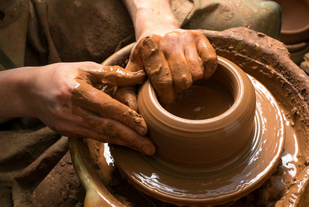 Deep-rooted pottery-making tradition