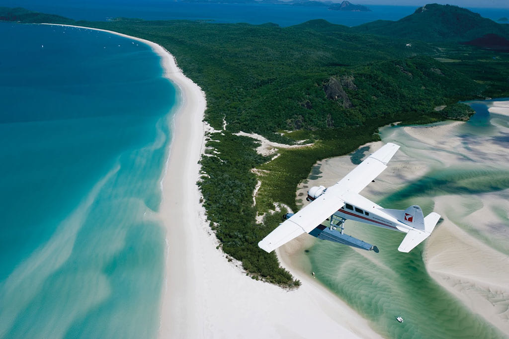 Travelling by Seaplane